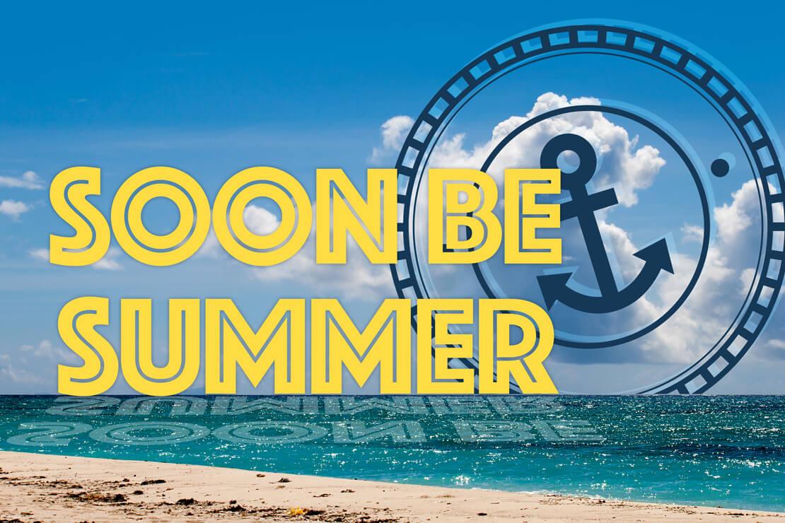 夏本番前!